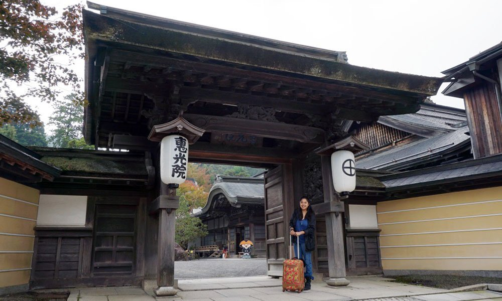 Living with the monks at Koyasan