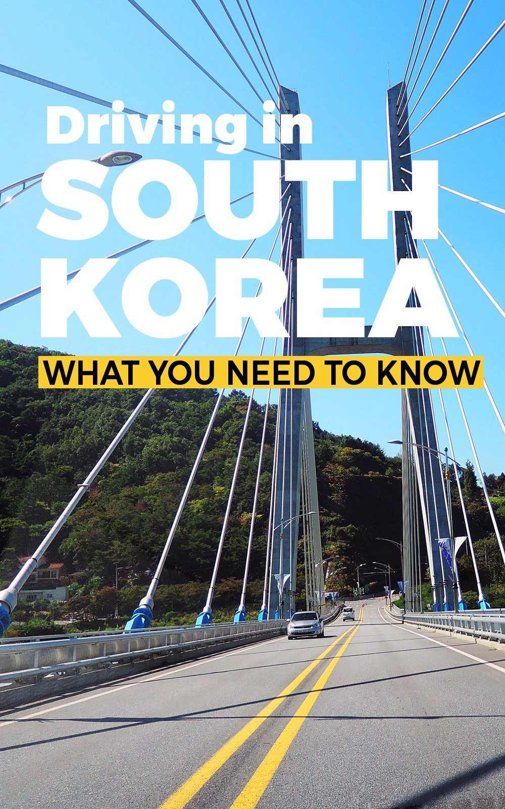 While it is possible to go around South Korea using public transportation, driving around is a lot more convenient and fun. It definitely saves you travel time and if you plan your trip right, it can even save you money. Plus: it's a lot easier to do than you think – even if you don't speak their language. Here are my tips for renting a car and driving in South Korea.