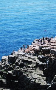 Visit Taejongdae, one of Busan's prime seaside destinations. You'll be treated to endless views of the deep blue sea, stunning rocky cliffs, and fresh seafood. Click through for a detailed guide on how to visit Busan in 3 days.