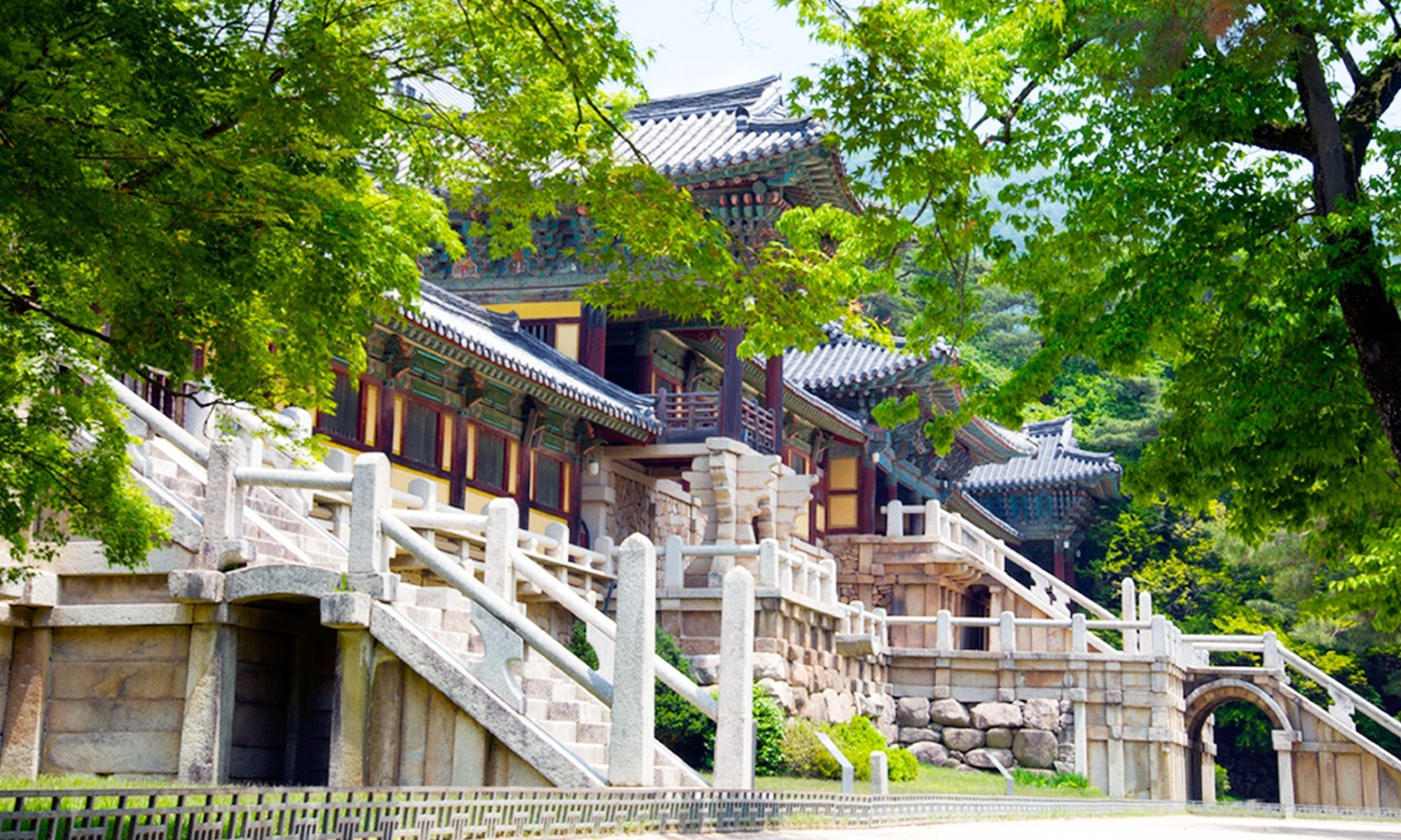 Whether you're into ancient history or Buddhist art – or just want to get away from South Korea's bustling cities – take a day trip to Gyeongju, Korea's ancient capital. It's a full day of art, architecture, and nature.